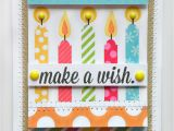 How to Make A Big Birthday Card Pocket Pages Birthday Card Me My Big Ideas