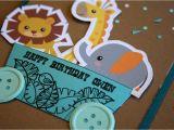 How to Make A Birthday Card for A Boy Baby Boy Birthday Card Denna 39 S Ideas