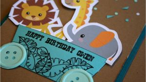 How to Make A Birthday Card for A Boy Baby Boy Birthday Card Denna 39 S Ideas