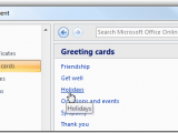 How to Make A Birthday Card On Word Make Your Last Minute Holiday Cards with Microsoft Word