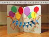 How to Make A Birthday Card Out Of Paper Easy Diy Birthday Cards Ideas and Designs