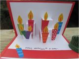 How to Make A Birthday Card with Photo 37 Homemade Birthday Card Ideas and Images Good Morning