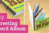 How to Make A Birthday Card with Photo How to Make A Greeting Card Album Youtube