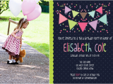 How to Make A Birthday Invitation In Photoshop Erin Bradley Designs New Photoshop Template Bunting
