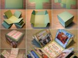 How to Make A Card Box for A Birthday Party 15 Easy Handmade Birthday Gift Cards Step by Step K4