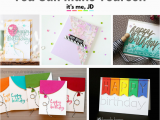 How to Make A Cute Birthday Card 25 Cute Diy Birthday Cards You Can Make Yourself