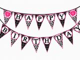 How to Make A Happy Birthday Banner In Word Free Birthday Banner Clipart Download Free Clip Art Free