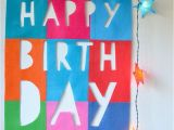 How to Make A Homemade Happy Birthday Banner 1000 Images About Rockin 39 Art for Kids On Pinterest Kid