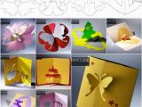How to Make A Simple Birthday Card Out Of Paper Wonderful Diy 3d Kirigami Cards with 18 Templates