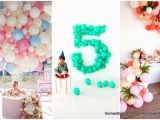 How to Make Balloon Decoration for Birthday Party 35 Simply Splendid Diy Balloon Decorations for Your