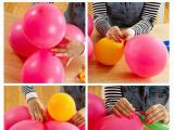 How to Make Balloon Decoration for Birthday Party 7 Lovable Very Easy Balloon Decoration Ideas Part 1