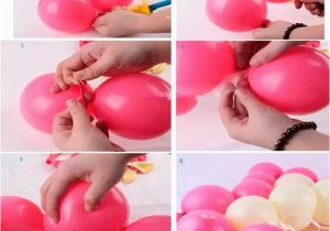 How to Make Balloon Decoration for Birthday Party How to Make Balloon Decoration for Birthday Party