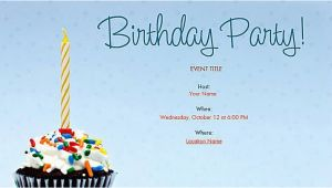 How to Make Birthday Invitation Card Online Easy and Lovely Online Birthday Invitations Birthday