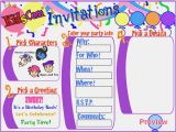 How to Make Birthday Invitation Card Online How to Make Online Birthday Invitation Card Draestant Info