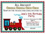 How to Make Birthday Invitations Online for Free Birthday Invites How to Make Train Birthday Party
