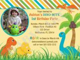 How to Make Birthday Invites Create Own Dinosaur Party Invitations Printable