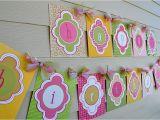How to Make Happy Birthday Banner Ice Cream Party Printable Happy Birthday Banner Instant
