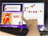 How to Make Homemade Birthday Invitations Como Fazer Em Casa Convites Para Festa De Aniversario