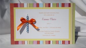 How to Make Homemade Birthday Invitations Guest Post How to Make Your Own Party Invitations 1st