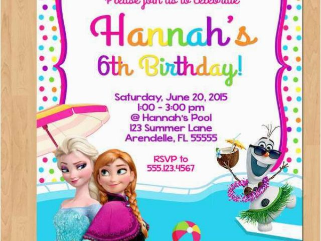 How To Make Homemade Birthday Invitations Ideas For