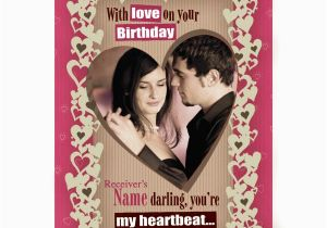 How To Make Personalized Birthday Cards Customized Valentine Gifts For Him India Lamoureph Blog