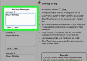 How To Post A Birthday Card On Facebook 3 Ways Create