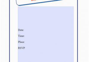 How to Print Birthday Invitations at Home 50 Printable Birthday Invitation Templates Sample Templates