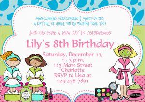 How to Print Birthday Invitations at Home Birthday Party Invitation Template Bagvania Free