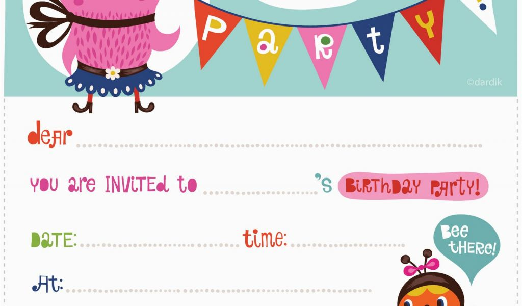 Download By SizeHandphone Tablet Desktop Original Size Back To How Print Birthday Invitations At Home