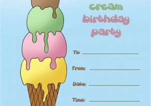 How to Print Birthday Invitations for Free 14 Printable Birthday Invitations Many Fun themes