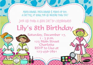 How to Print Birthday Invitations for Free Birthday Party Invitation Template Bagvania Free