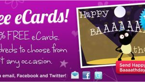 How to Send A Free Birthday Card On Facebook Ecards