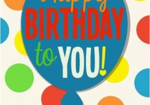 How To Send Happy Birthday Cards On Facebook Free Card