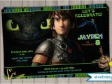 How to Train Your Dragon Birthday Invitations How to Train Your Dragon 2 Birthday Invitation by Ekwebdesigns
