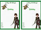 How to Train Your Dragon Birthday Invitations How to Train Your Dragon Birthday Invitations Birthday