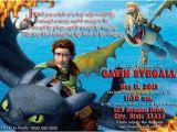 How to Train Your Dragon Birthday Invitations How to Train Your Dragon Boy Customizable Birthday Invitation