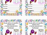 How to Write Invitation Card for Birthday Party Invitation Birthday Card Invitation Birthday Card