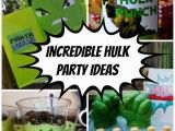 Hulk Birthday Decorations Age Of Ultron Avengers Party Ideas My Crazy Good Life