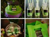 Hulk Birthday Decorations Kara 39 S Party Ideas Incredible Hulk themed Birthday Party