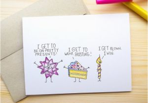 Humor Birthday Cards For Him Funny Card Dirty