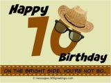 Humorous 70th Birthday Cards 70th Birthday Wishes and Messages 365greetings Com