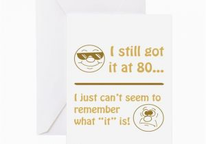Humorous 70th Birthday Cards Funny Faces 80th Greeting Card By Thepixelgarden