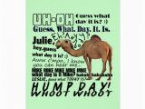 Hump Day Birthday Card Hump Day Greeting Card Zazzle