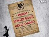 Hunger Games Birthday Invitations 18 Best Images About theme Hunger Games On Pinterest