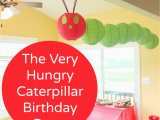 Hungry Caterpillar Birthday Decorations the Very Hungry Caterpillar Birthday Party Pick Any Two
