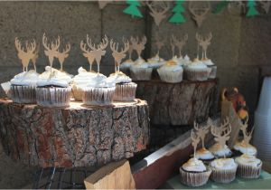 Hunting Birthday Decorations A First Birthday Party Crazy Simple Love