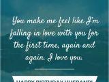 Husband Birthday Cards Sayings Happy Birthday Husband 30 Romantic Quotes and Birthday