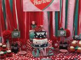 I Love Lucy Birthday Decorations Quot I Love Lucy Party Quot Birthday Party Ideas Photo 6 Of 13