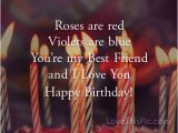 I Love U Happy Birthday Quotes Happy Birthday I Love You Quote Pictures Photos and