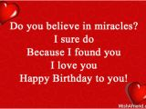 I Love U Happy Birthday Quotes Happy Birthday I Love You Quotes for Him Image Quotes at